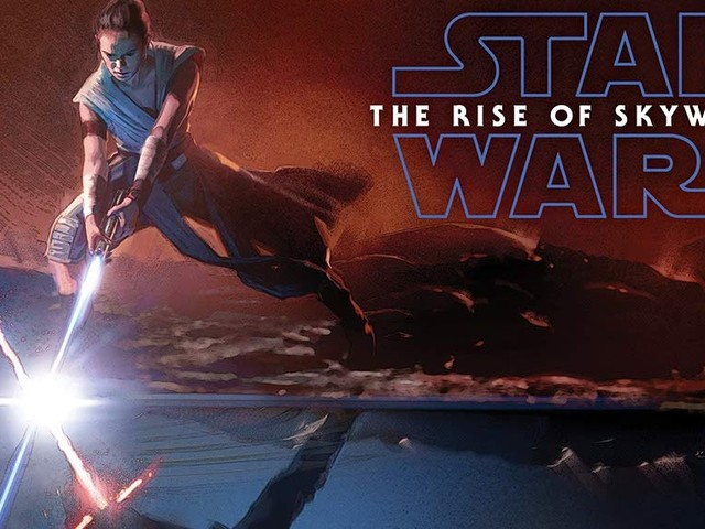 Review: The Art of Star Wars: The Rise Of Skywalker Will Make You Appreciate The Movie More