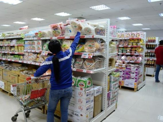 Brussel: geen inferieur voedsel in Oost-Europa