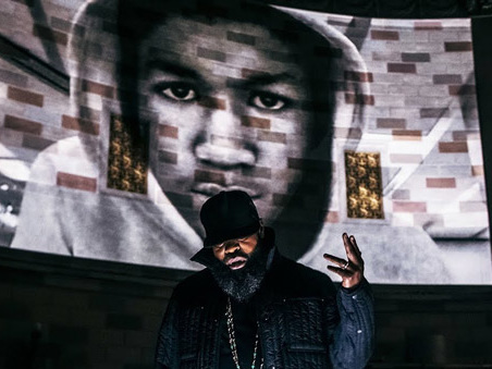 """Black Thought Pays Homage to Trayvon Martin with """"Rest In Power"""""""