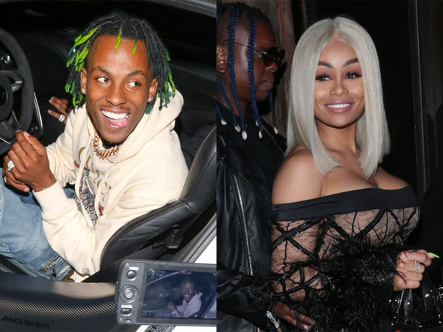 Rich The Kid's Wife Confirms Whether Or Not He's Been Blasting Blac Chyna's Bloated Backsides To Oblivion