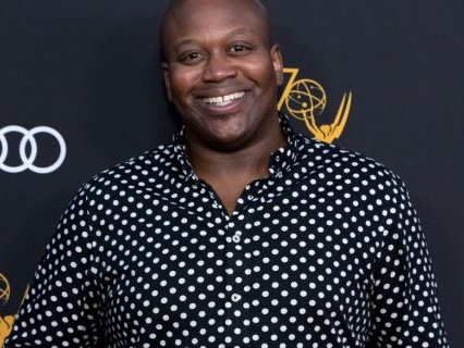Puppy Preciousness: Tituss Burgess Plays With Puppies And Talks 'Unbreakable Kimmy Schmidt' [Video]
