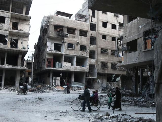 Wankel en 'vaag' bestand gaat van kracht in Oost-Ghouta