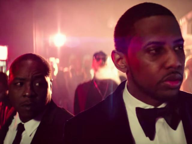 "Fabolous & Jadakiss Feat. Swizz Beatz ""Theme Music"" Video"
