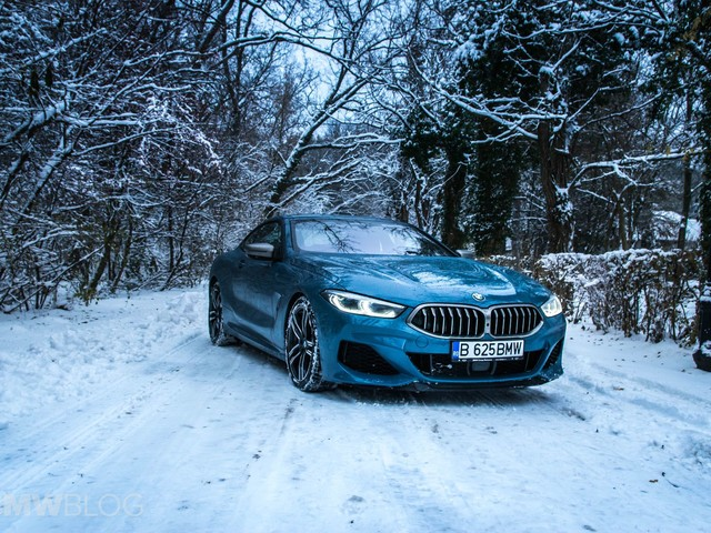 2019 BMW M850i xDrive Review – True M Performance