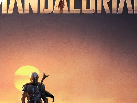 Poster Released For The Mandalorian