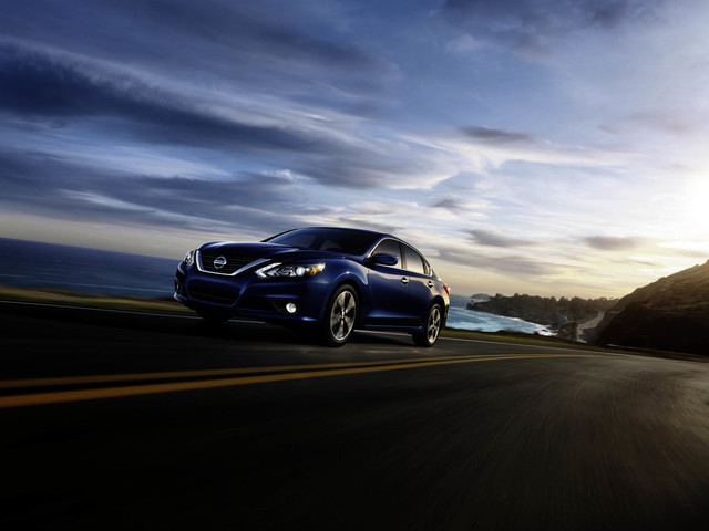 2018 Nissan Altima Priced, Adds Automatic Emergency Braking and Forward Collision Warning – Gallery