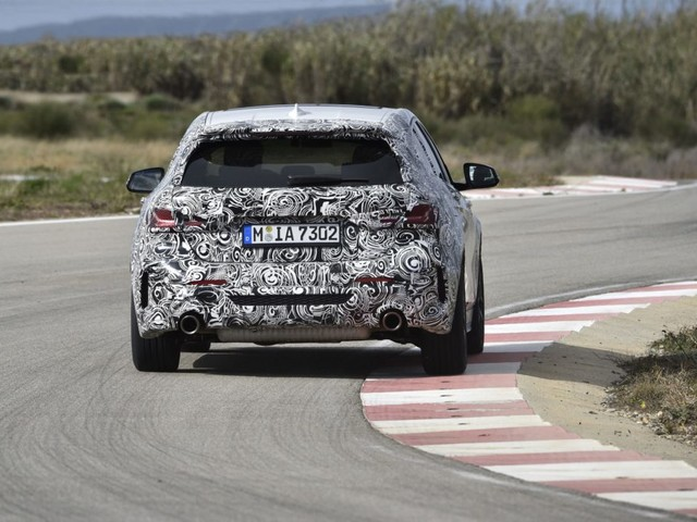 New 2019 BMW M135i to achieve similar Nurburgring times as the M140i