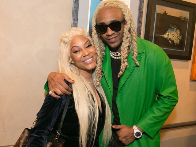 Safaree Who? Lyrica Anderson Confirms She's Toting A Tummy Full Of A1's Saucy Seed
