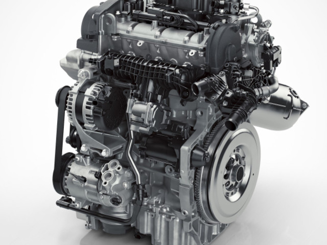 Volvo Cars debuts its first 3-cylinder engine in new XC40 compact SUV; designed for PHEV applications