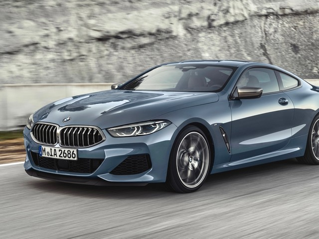 BMW M8 Competition may arrive next year