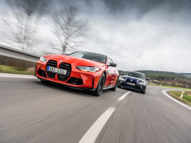 Video: BMW M xDrive explained on new M3 and M4 Competition models