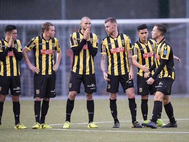 Historische afgang Vitesse in KNVB-beker