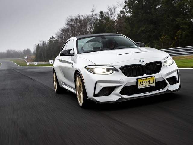 BMW M outsells Mercedes-AMG in 2020