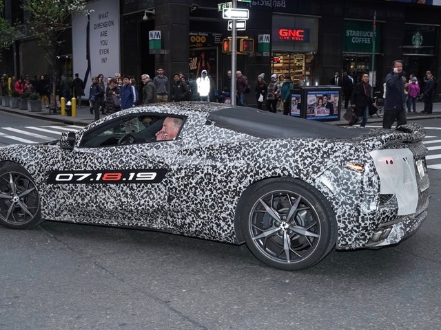 2020 Chevy Corvette C8 debut will be livestreamed on July 18