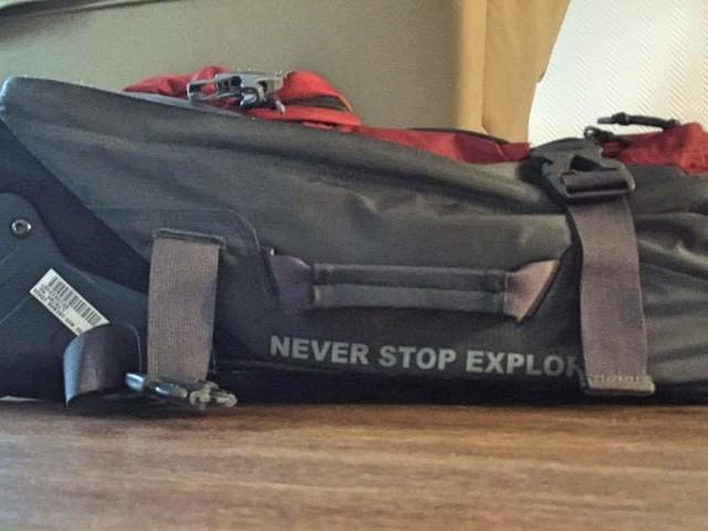 App laat reiziger zien of handbagage wel of niet in bagagevak vliegtuig past