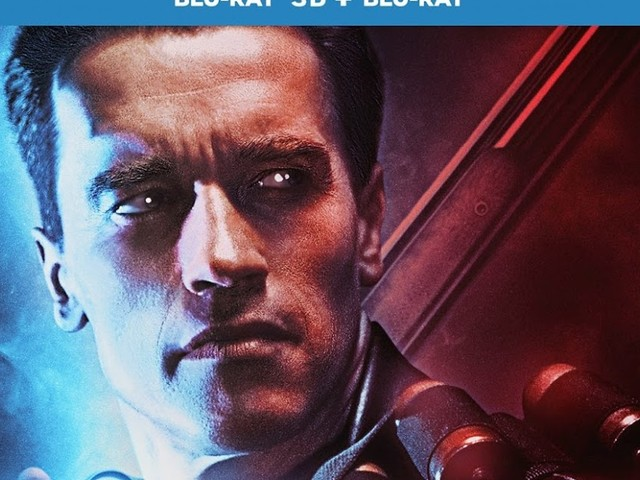 TERMINATOR 2: JUDGMENT DAY ON UHD, BLU-RAY, 3D BLU-RAY DVD & DIGITAL DOWNLOAD ON OCTOBER 30