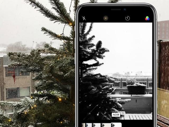 Sneeuwfoto's maken met je iPhone: 7 praktische tips