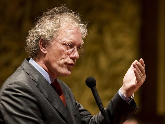 Thom de Graaf (D66) is de nieuwe 'onderkoning' van Nederland
