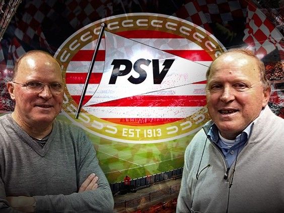 Willy en René van de Kerkhof: 'PSV gaat weer beetje richting kampioenschap'