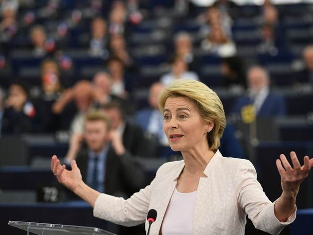 Von der Leyen lijkt Europees Parlement achter zich te krijgen