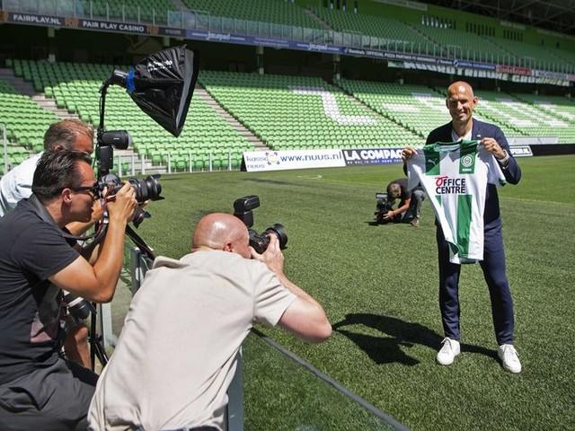 Waarom Robben besloot terug te keren op het voetbalveld: 'Natuurlijk kan het mislukken. Ja, en?'