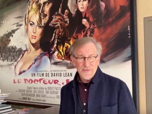 AFI And Steven Spielberg Launch The AFI Movie Club.