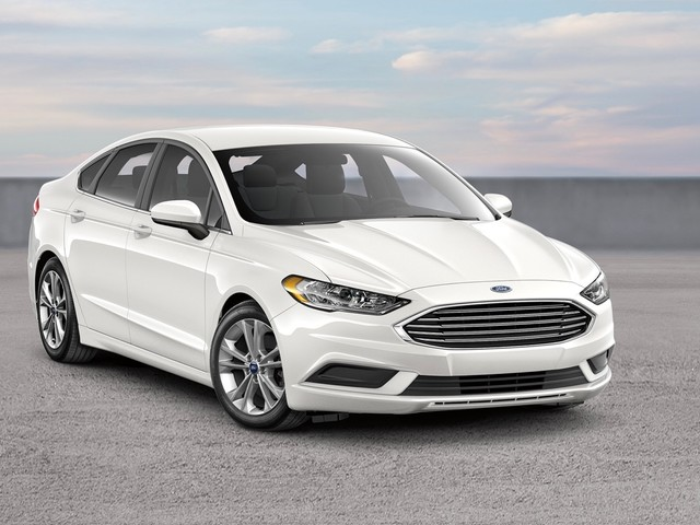 Ford Fusion production might move to China in 2020