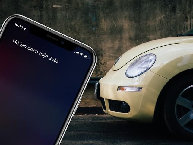 In de toekomst is je iPhone ook een autosleutel