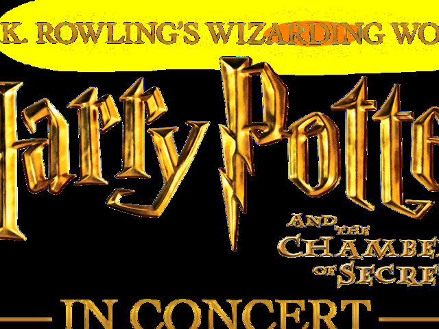 HARRY POTTER AND THE CHAMBER OF SECRETS UK LIVE CONCERT TOUR PREMIERE