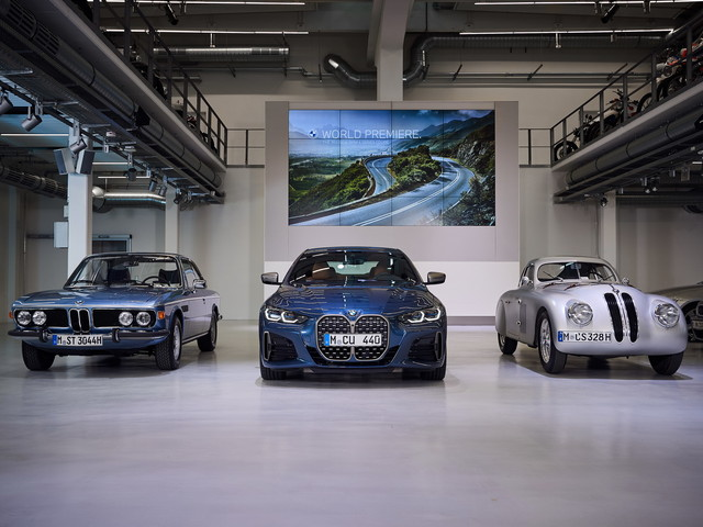 New BMW 4 Series Coupe: Building on a rich heritage