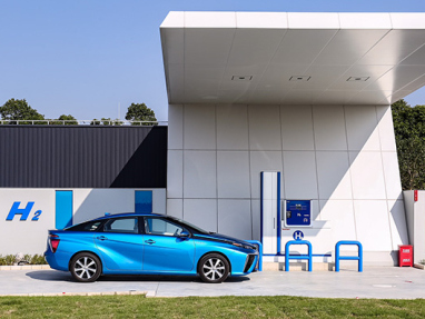 Toyota introducing new EV in China in 2020, expanding scope of fuel cell feasibility study