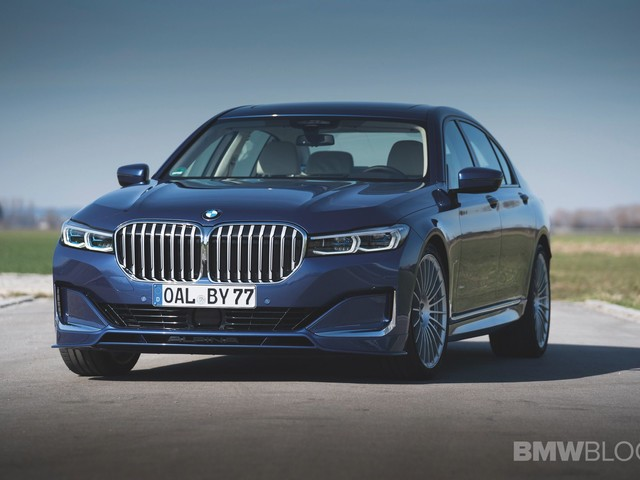 2020 ALPINA B7 xDrive in ALPINA Blue – A New Photo Gallery