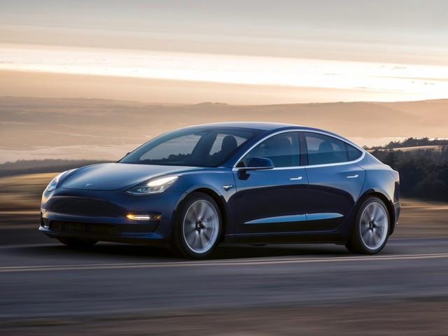 Tesla Model 3 gets 5-Star NHTSA safety rating