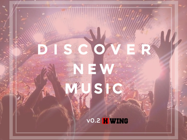 Discover New Music v0.2