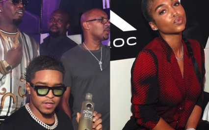 Not JUST At The Strip Club: Diddy & Lori Were Bad Boy Booed Up HERE While Justin Partied Nearby [Photos]