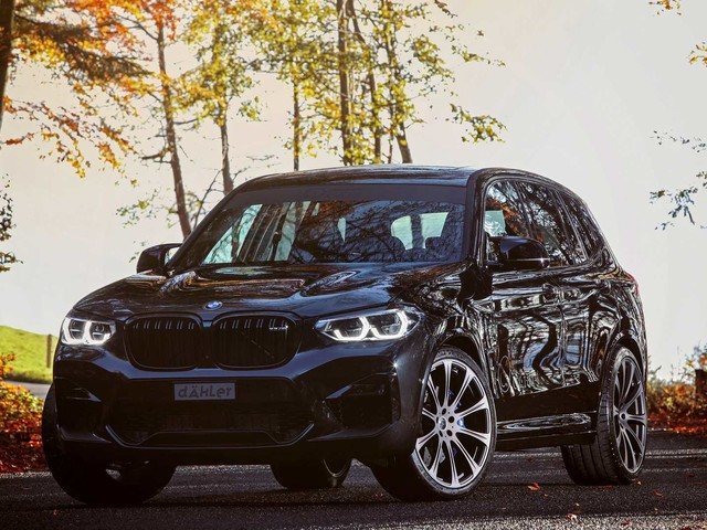 Dahler X3 M and X4 M Models unveiled with 610 HP