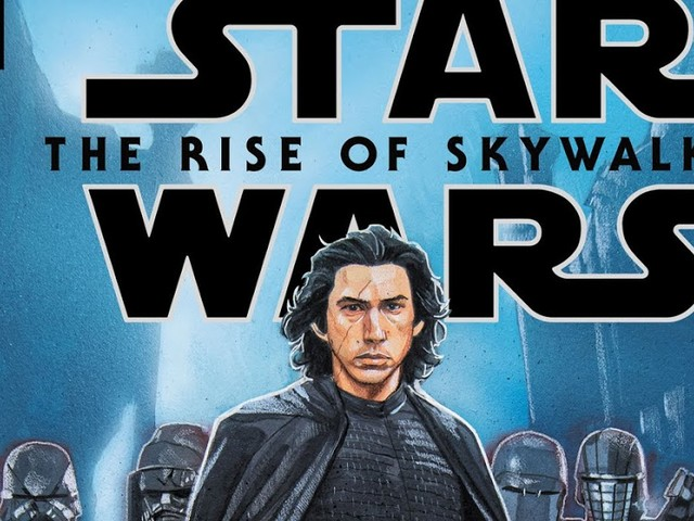 STAR WARS: THE RISE OF SKYWALKER GETS THE MARVEL COMICS TREATMENT THIS JUNE!
