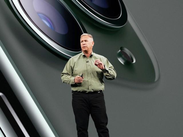 Apple krijgt nieuwe marketingbaas, Phil Schiller benoemd tot Apple Fellow