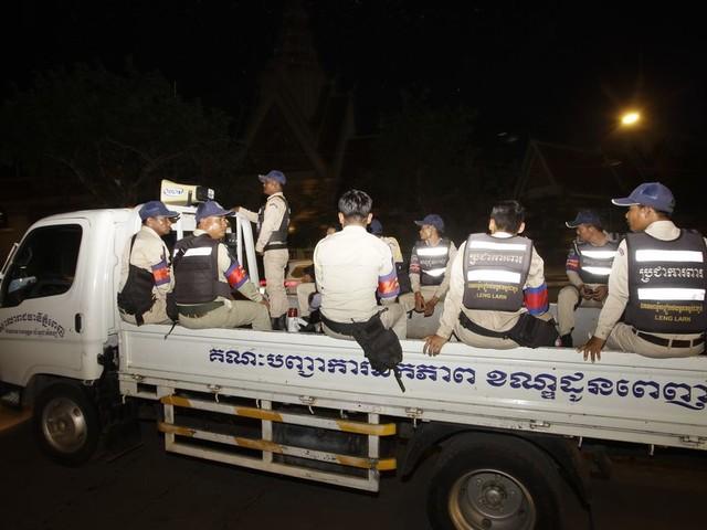 Cambodja verbiedt oppositiepartij