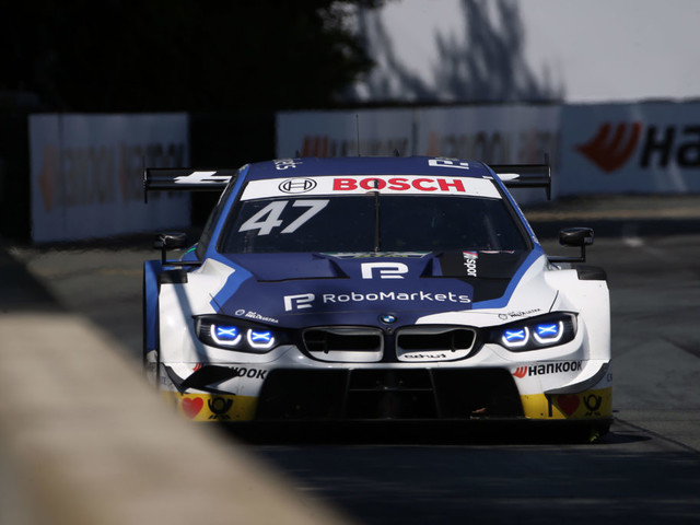 BMW Heading to Netherlands for DTM's First Race on Cathedral of Speed