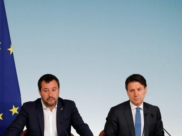 Pestsfeer in Italiaanse regering groeit door Von der Leyen