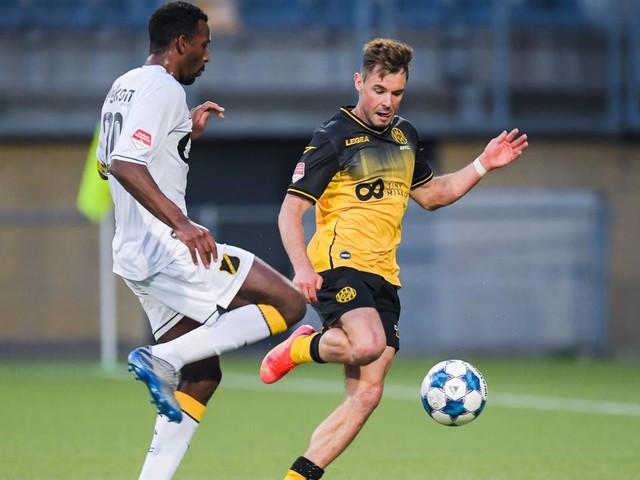NAC speelt in doelpuntrijke wedstrijd gelijk tegen Roda JC