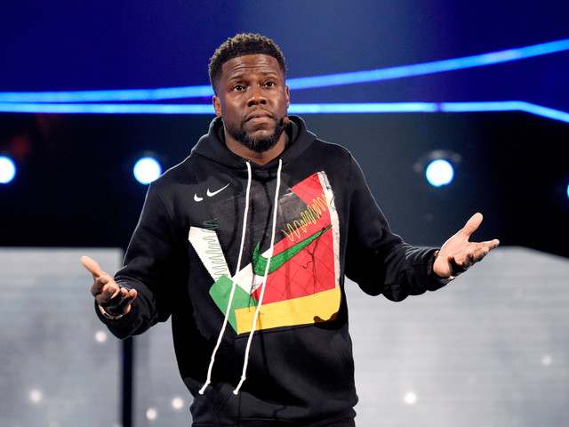 All-Scrubs: Kevin Hart And Fergie Bombed And Got Roasted In Their Pre-All-Star Game Performances