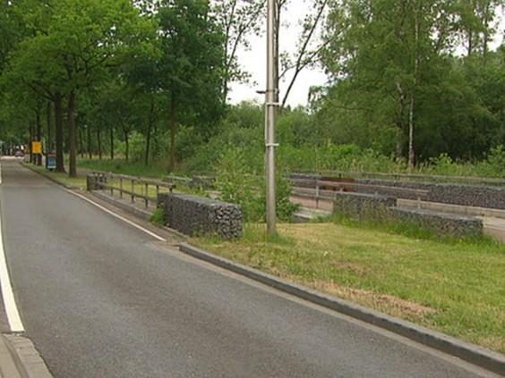 Twee jaar cel en tbs voor man die fietsster in gezicht stak in Helmond