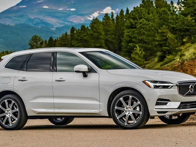 2018 Honda Accord, Volvo XC60 and Lincoln Navigator win big in Detroit