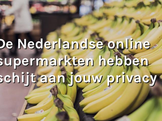 Bij welke supermarkt kun je als eerste online onbespied winkelen?