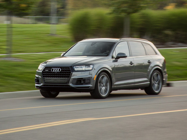 2017 Audi Q7 Long-Term Test: Halfway Home