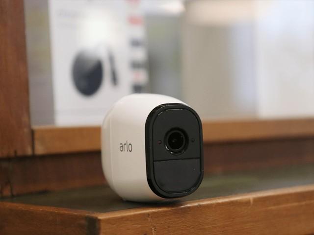 Netgear Arlo Pro review: slimme camera waakt over je huis