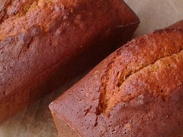 Pumpkin Spice Bread - Pompoen kruidkoek
