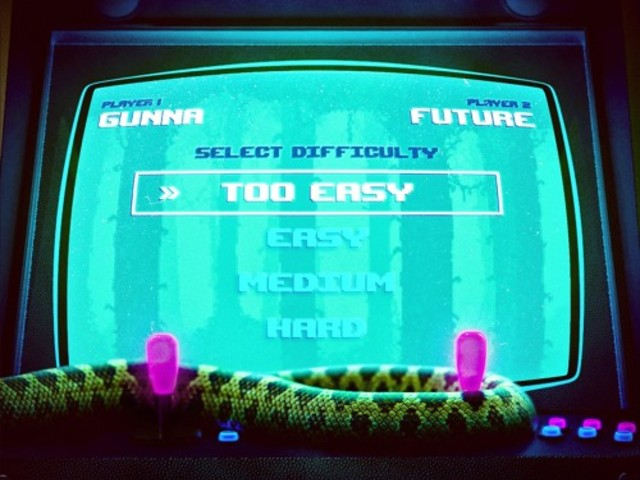 """Gunna & Future Connect For """"Too Easy"""" Single"""